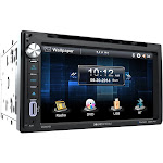 "Soundstream VR-651B Car DVD Player - 6.5"" Touchscreen LED-LCD - Double DIN (vr651b)"