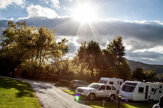 Peace and tranquillity in Yorkshire: Campsite review and free night offer - Caravan Guard Blog