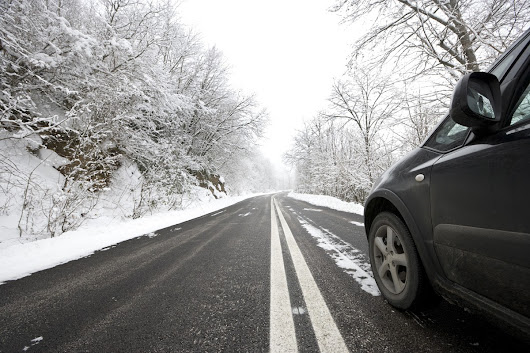 Driving Safely in Winter Weather Conditions - Jackson Motors