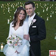 'It was just perfection': First look at McFly's Harry Judd's romantic winter wedding to long-term love Izzy Johnston
