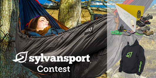 Win a ENO Hammock Kit, KEEN shoes or a SylvanSport hoodie!
