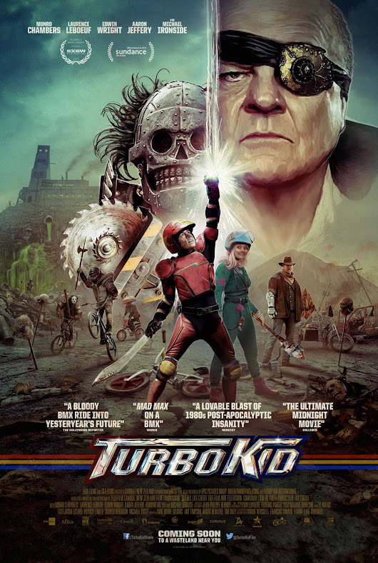 200 Items Or Less: Turbo Kid (2015)