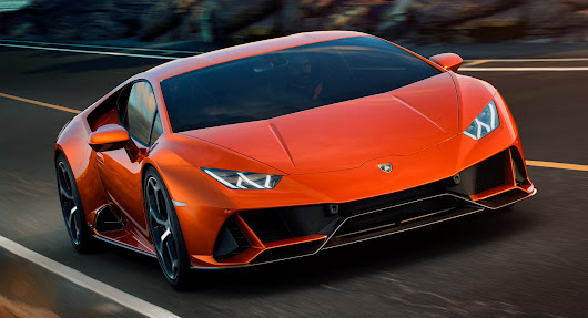 2020 Lamborghini Huracan EVO Breaks Cover With 640PS, Rear-Wheel Steering | Carscoops