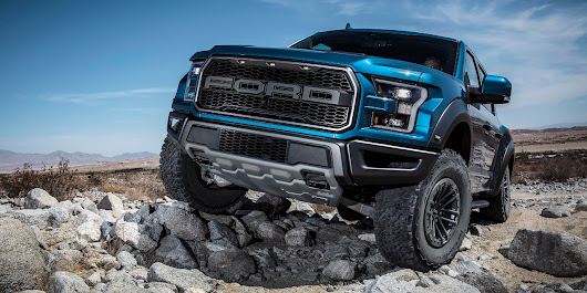 2019 Ford F-150 Raptor Debuts 'Trail Control' | Ford Authority