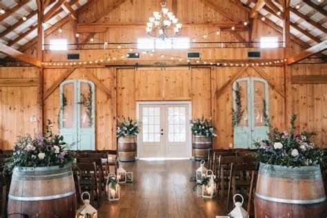 Shadow Creek Weddings   Northern Virginia Barn Wedding Venue