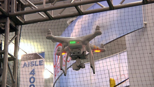 Near miss between drone and Lufthansa plane fuels demand for regulation