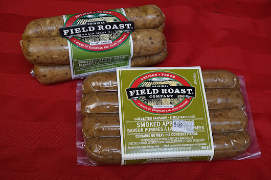 Field Roast Apple Sage Sausage – Then and Now. | vegan in your city.