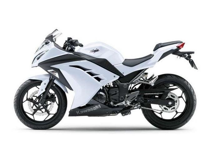 2013 Kawasaki Ninja 300 Preview