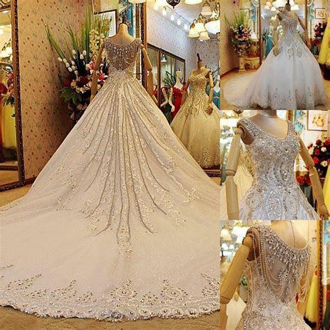 Luxury Expensive Designer Wedding Dresses 2014 Eiffelbride