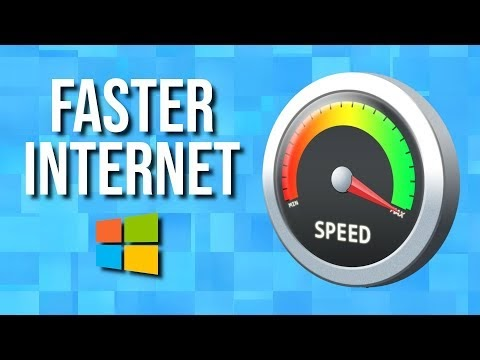 Speed Up Internet Speeds In Windows 10