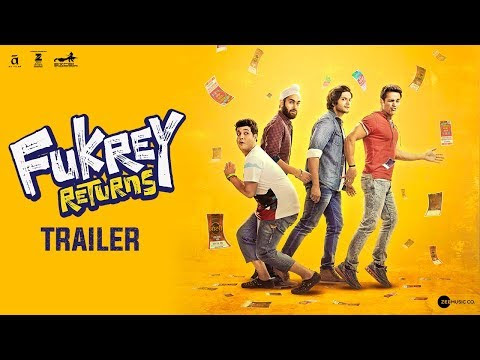 Fukrey Returns Trailer: The gang is back to serve us some more madness