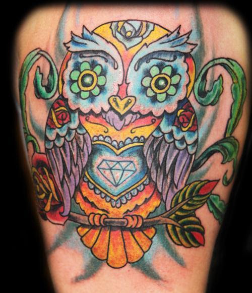Neck Tattoo Ideas Angel Wings With Halo Tattoo