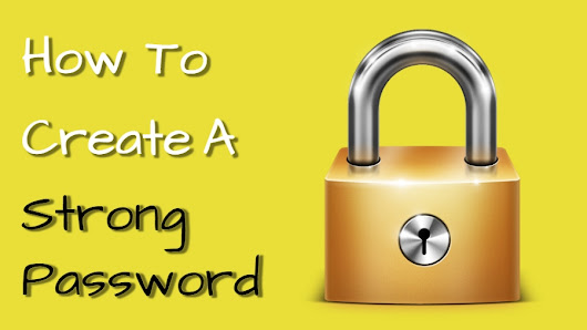 How To Create A Strong Password That's Hard To Crack?