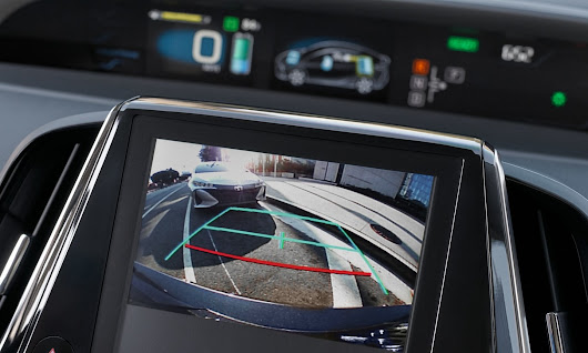 See More With the Latest in Vehicle Camera Technology From Toyota