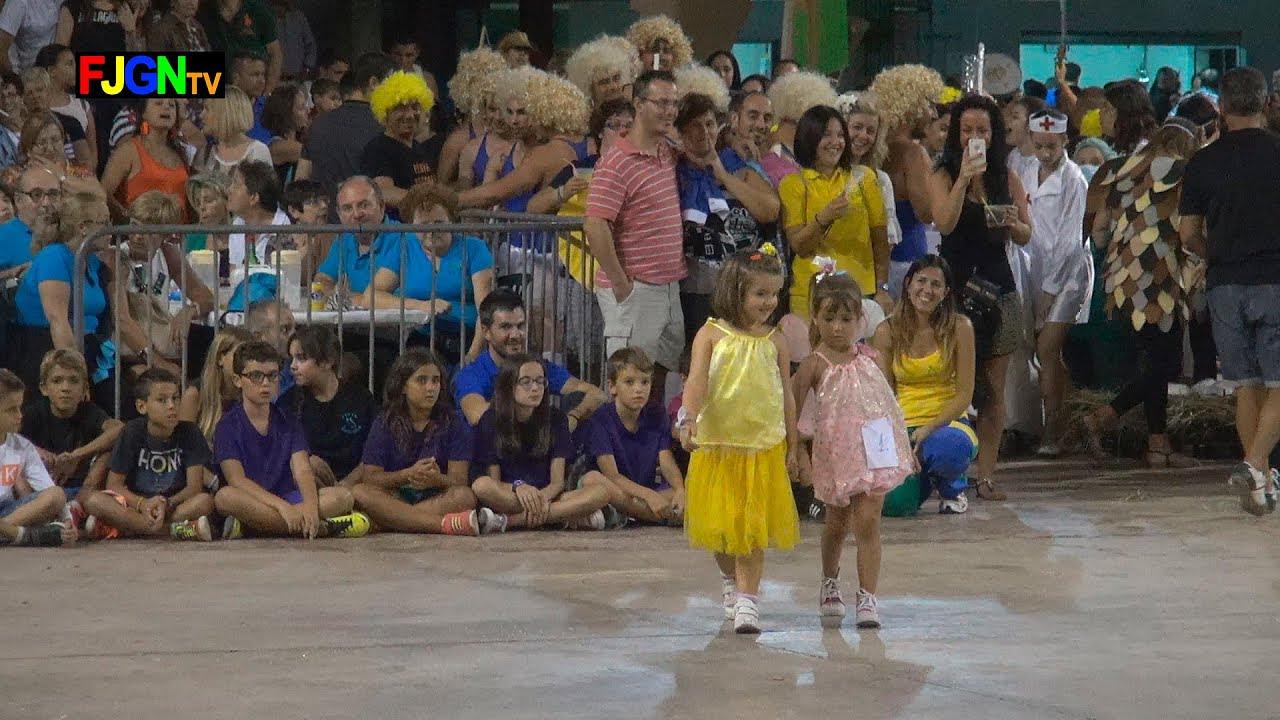 11. MIA EN EL MUNDO DE CENTOPIA - Disfraces - Festa La Vila 2014 - La Vilavella