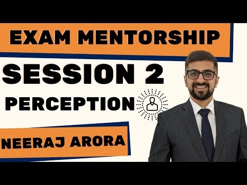 Exam Mentorship Session 2 | How to Change Your Mind