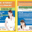 Internet Marketing Book - Internet Millionaire Checklist by Fione Tan