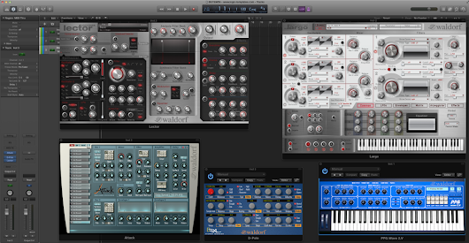 Buy Logic Pro X Templates and win Prices value of - 522.00 €