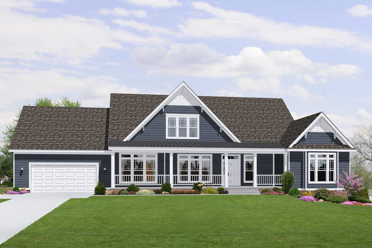 EcoRanch Custom New Home Construction Floor Plans