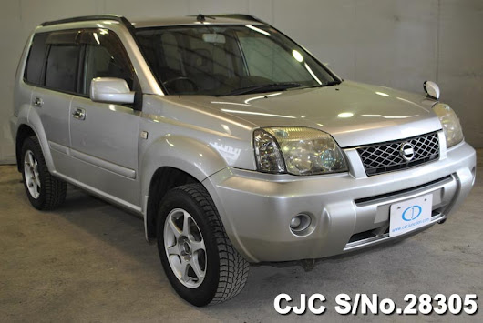 Used Nissan X Trail 2003 in Silver Colour for Sale in Harare | Tokyo Motors