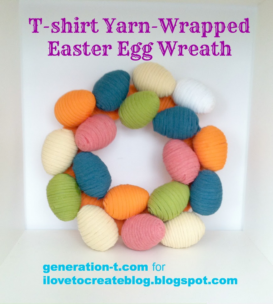 Finish Egg Wreath generation-t.com