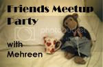 Friends Meetup Party - the perfect line