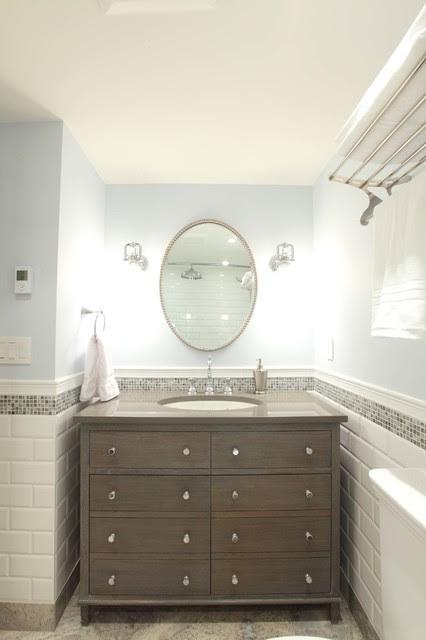Vancouver, BC: Quilchena Home - contemporary - bathroom