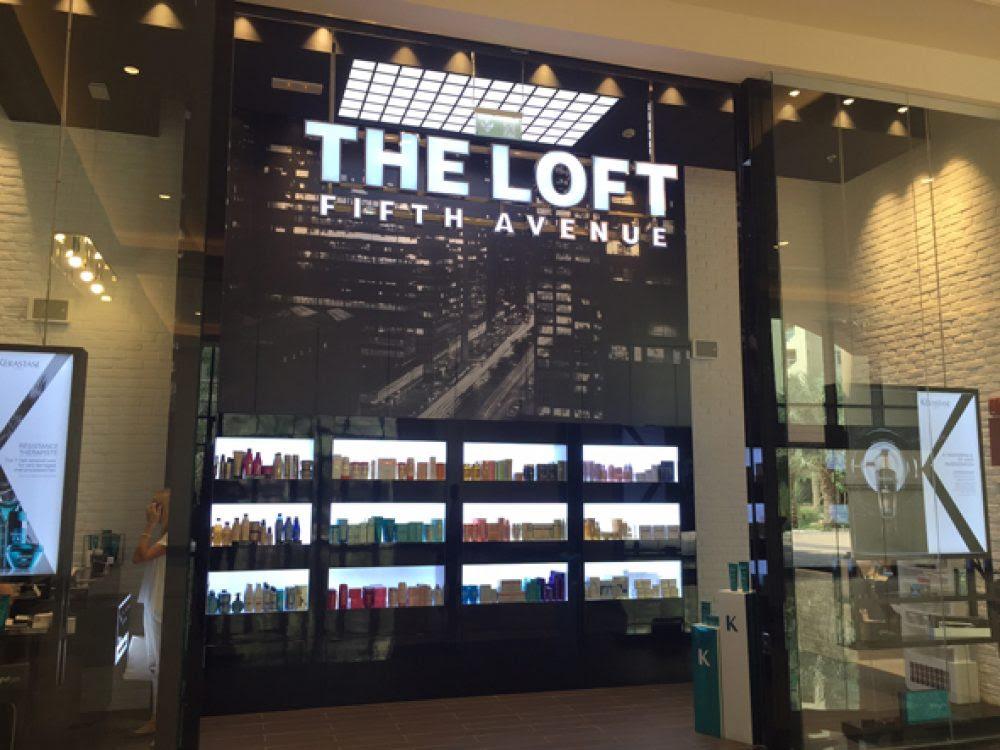 THE LOFT FITH AVENUE HAIR & BEAUTY SALON   Dubai Shopping ...