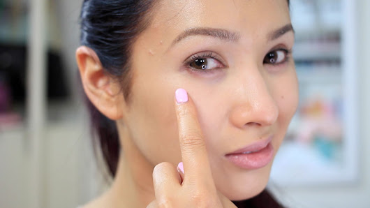 How to apply kajal for small eyes