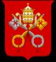 Stato Pontificio - Stemma