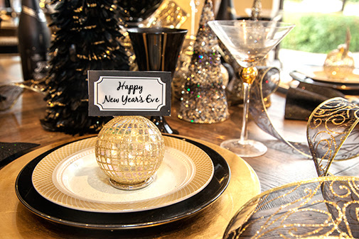 New Years Eve Decorating Ideas