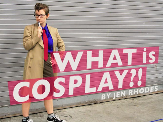 Anomaly | What is Cosplay?! And is it Contagious?
