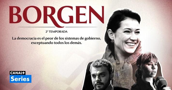 Resultado de imagen de serie Borgen