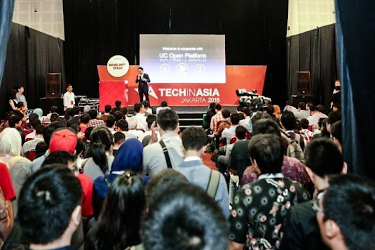 A sneak preview into the 6 stages to debut at Tech in Asia Singapore 2016