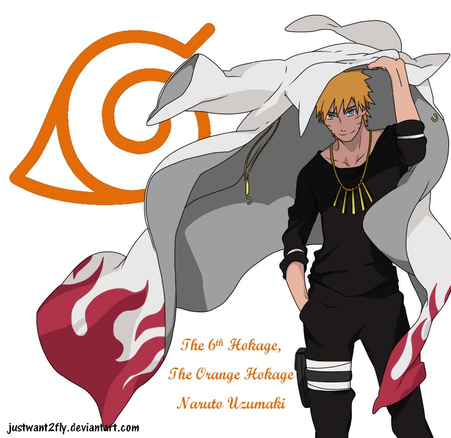 Naruto for Hokage.!!