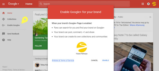 How to Create a Google+ Page Connected to your Google Business Page - Online Ownership