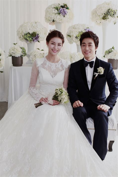 Wedding Dress Ideas To Steal From Korean Celebrities