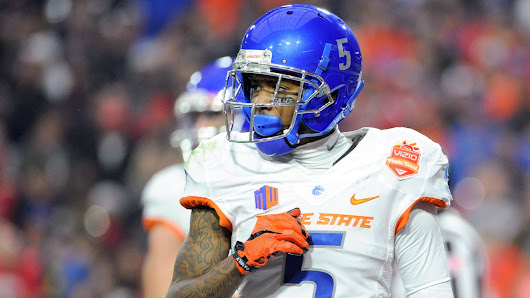 Where does Phil Steele rank Boise State?