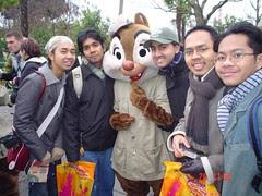 Bersama Dale, Disneyland Paris, France