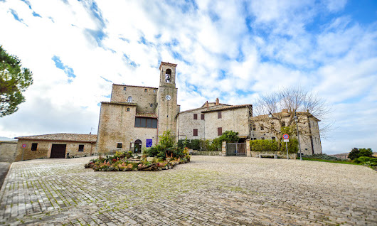 Be Part Of A Medieval Borgo Near Todi, Umbria - Italian Luxury Asset