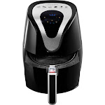 Insignia - 3.4qt Digital Air Fryer - Black