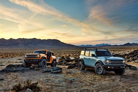 fords newly released bronco ucarshop