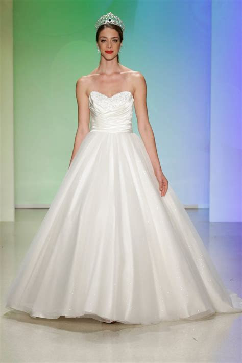 Cinderella 2 Wedding Dress Alfred Angelo Spring 2017