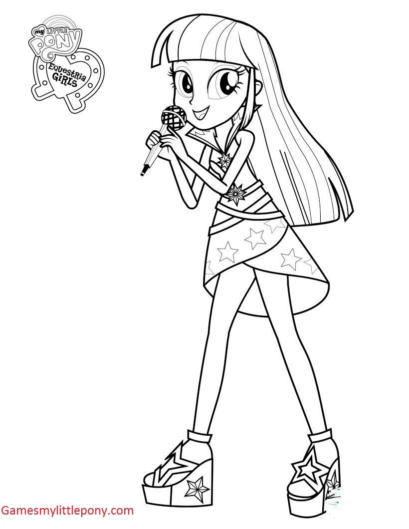 Gambar Sketsa My Little Pony
