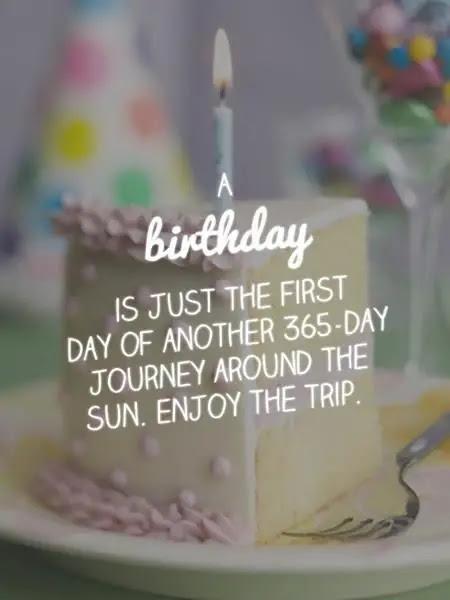 45 Amazing Happy Birthday Quotes - Freshmorningquotes