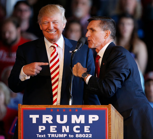 The timeline of Michael Flynn's resignation just looks bad for the Trump White House