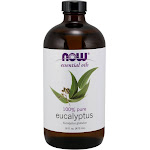 Now Foods Eucalyptus Oil - 16 fl oz