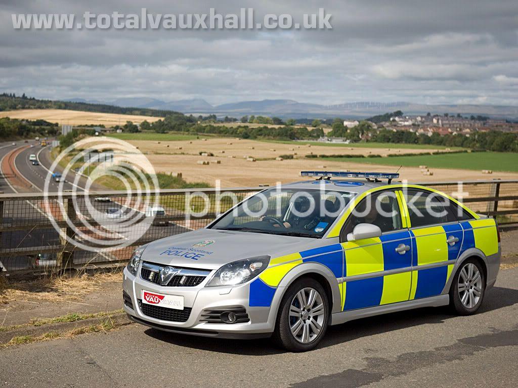 UK Police Cars