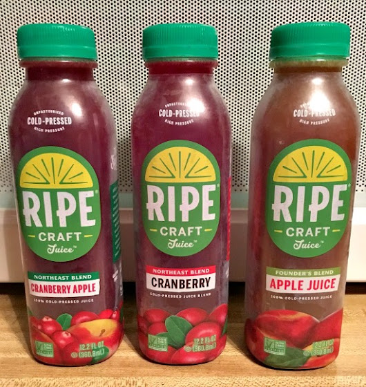 RIPE Craft Juices Review and Amazon Discount Code - She Scribes