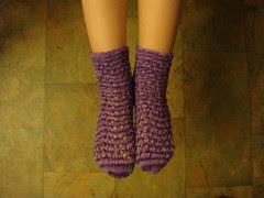 Buddha's Bouquet socks
